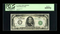 Small Size:Federal Reserve Notes, Fr. 2210-F $1000 1928 Federal Reserve Note. PCGS Gem New 65PPQ.. ...