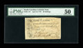 Colonial Notes:South Carolina, South Carolina April 10, 1778 20s PMG About Uncirculated 50....
