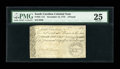 Colonial Notes:South Carolina, South Carolina November 15, 1775 £3 PMG Very Fine 25....