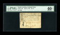 Colonial Notes:North Carolina, North Carolina April 2, 1776 $2 1/2 PMG Extremely Fine 40 Net....