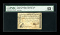 Colonial Notes:North Carolina, North Carolina April 2, 1776 $12 1/2 PMG Choice Extremely Fine 45Net....