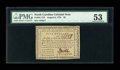 Colonial Notes:North Carolina, North Carolina August 8, 1778 $5 PMG About New 53....