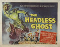 Memorabilia:Poster, The Headless Ghost Movie Poster (AIP, 1959)....