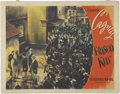 Memorabilia:Poster, Frisco Kid Lobby Card (Warner Bros., 1935)....