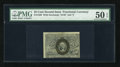 Fractional Currency:Second Issue, Fr. 1288 25c Second Issue PMG About Uncirculated 50 EPQ....