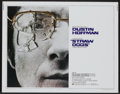 "Movie Posters:Crime, Straw Dogs (Cinerama Releasing, 1972). Half Sheet (22"" X 28"").Crime...."