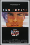 "Movie Posters:War, Born on the Fourth of July (Universal, 1989). One Sheet (27"" X41""). War...."