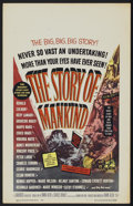"Movie Posters:Fantasy, The Story of Mankind (Warner Brothers, 1957). Window Card (14"" X22""). Fantasy...."