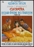 "Movie Posters:Historical Drama, Cleopatra (20th Century Fox, 1965). Italian 2 - Folio (39"" X 55"").Historical Drama...."