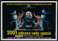 """Movie Posters:Science Fiction, 2001: A Space Odyssey (MGM, 1968). Italian Photobusta (18"""" X26.5""""). Science Fiction...."""