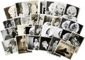 Movie/TV Memorabilia:Photos, Jean Harlow Vintage Promo Photos.... (Total: 31 Items)