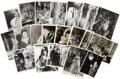 Music Memorabilia:Photos, Assorted Vintage Singing Stars Photos.... (Total: 21 Items)