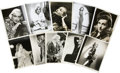 Movie/TV Memorabilia:Photos, Carole Lombard Vintage Promo Photos.... (Total: 10 Items)