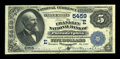National Bank Notes:Pennsylvania, Philadelphia, PA - $5 1882 Date Back Fr. 537 The Franklin NB Ch. #(E)5459. ...