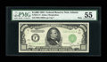 Small Size:Federal Reserve Notes, Fr. 2211-F $1000 1934 Mule Federal Reserve Note. PMG About Uncirculated 55.. ...
