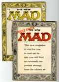 Magazines:Mad, Mad #24 and 25 Group (EC, 1955).... (Total: 2 Comic Books)