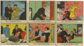 Non-Sport Cards:General, 1941 R41 Dick Tracy Caramels Low Series (31)....