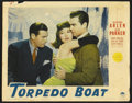 "Movie Posters:War, Torpedo Boat Lot (Paramount, 1942). Lobby Cards (7) (11"" X 14"").War.... (Total: 7 Items)"