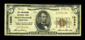 National Bank Notes:Pennsylvania, Conyngham, PA - $5 1929 Ty. 1 The Conyngham NB Ch. # 13392. ...