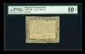 Colonial Notes:Maryland, Maryland June 8, 1780 $1 PMG Very Good 10 Net....