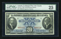 Canadian Currency: , Montreal, PQ- La Banque Provinciale Du Canada $20 Aug. 1, 1928 Ch.# 615-14-18. ...