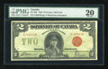 Canadian Currency: , DC-26b $1 1923. ...