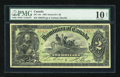 Canadian Currency: , DC-14c $2 1897. ...
