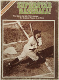 "Baseball Collectibles:Others, 1970's Sports Illustrated ""Superstar Baseball"" Game. ..."