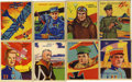 "Non-Sport Cards:General, 1933-34 R136 National Chicle ""Sky Birds"" Group of (40). ..."