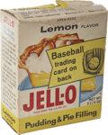 Baseball Collectibles:Others, 1962 Jell-O #122 Frank Robinson Complete Box....