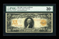 Large Size:Gold Certificates, Fr. 1183 $20 1906 Gold Certificate PMG Very Fine 30 EPQ....