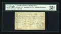 Colonial Notes:South Carolina, South Carolina November 15, 1775 £210s PMG Choice Fine 15 Net....