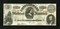 Confederate Notes:1863 Issues, T56 $100 1863 PF-1, Cr. 403.. ...