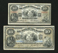 Canadian Currency: , Halifax, NS- The Bank of Nova Scotia . ... (Total: 2 notes)