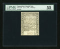 Colonial Notes:Connecticut, Connecticut June 1, 1780 5s PMG About Uncirculated 55....
