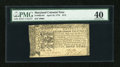 Colonial Notes:Maryland, Maryland April 10, 1774 $1/2 PMG Extremely Fine 40....