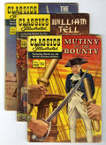 Golden Age (1938-1955):Classics Illustrated, Classics Illustrated Original Edition Group (Gilberton, 1952-59)Condition: Average GD/VG.... (Total: 19 Comic Books)