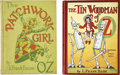 Books:Children's Books, L. Frank Baum. Two Classic Oz First Editions, including:...(Total: 2 Items)