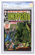 Silver Age (1956-1969):Horror, Unexpected #115 (DC, 1969) CGC NM- 9.2 White pages....
