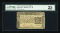 Colonial Notes:New York, New York March 5, 1776 $5 PMG Very Fine 25....