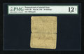 Colonial Notes:Pennsylvania, Pennsylvania May 20, 1758 20s PMG Fine 12 Net....