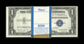 Small Size:Silver Certificates, Fr. 1617 $1 1935G With Motto Silver Certificates. Original Pack of 100, Choice Crisp Uncirculated.. ... (Total: 100 notes)