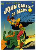 Golden Age (1938-1955):Science Fiction, Four Color #375 John Carter of Mars (Dell, 1952) Condition:FN/VF....