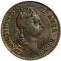 Colonials, 1722 PENNY Rosa Americana Penny, VTILE AU53 PCGS....
