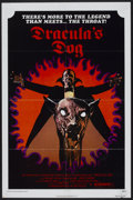 "Movie Posters:Horror, Dracula's Dog (Crown International, 1978). One Sheet (27"" X 41"").Horror...."