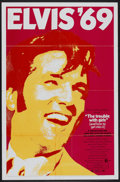 """Movie Posters:Elvis Presley, The Trouble With Girls (MGM, 1969). One Sheet (27"""" X 41"""") Style G.Elvis Presley...."""