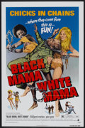 "Movie Posters:Blaxploitation, Black Mama, White Mama (American International, 1972). One Sheet(27"" X 41""). Blaxploitation...."