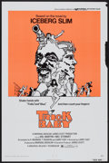 "Movie Posters:Blaxploitation, Trick Baby (Universal, 1973). One Sheet (27"" X 41"").Blaxploitation...."