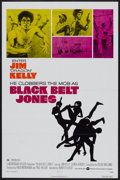 "Movie Posters:Blaxploitation, Black Belt Jones (Warner Brothers, 1974). One Sheet (27"" X 41"").Blaxploitation...."