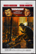 "Movie Posters:Western, Showdown (Universal, 1973). One Sheet (27"" X 41"") Style H. Western...."